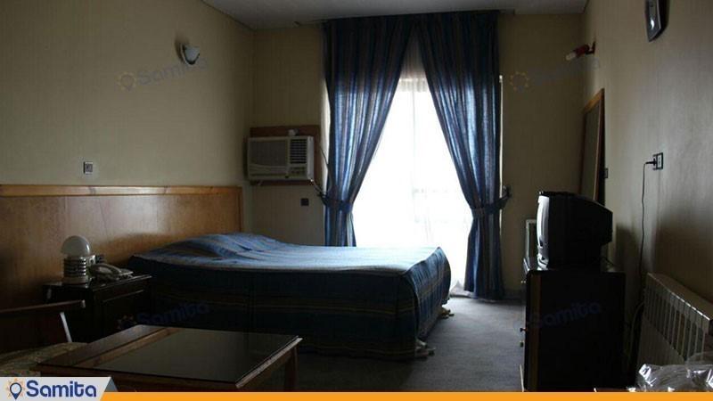 اتاق دبل هتل نارنج