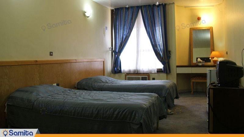 اتاق دو تخته هتل نارنج