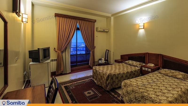 اتاق دو نفره هتل نوید