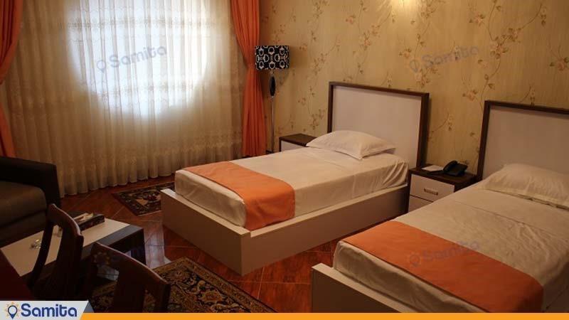 اتاق دو تخته هتل گوت که مال