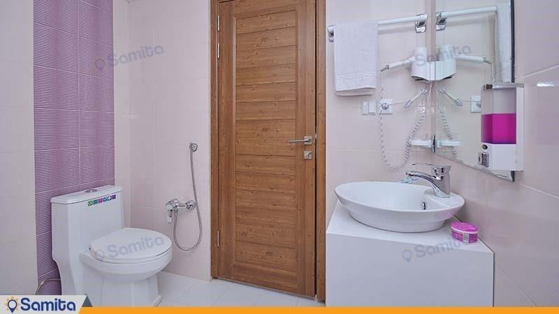 سرویس بهداشتی هتل پولاد کف
