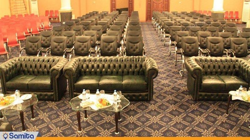 اتاق کنفرانس هتل بزرگ پارمیدا