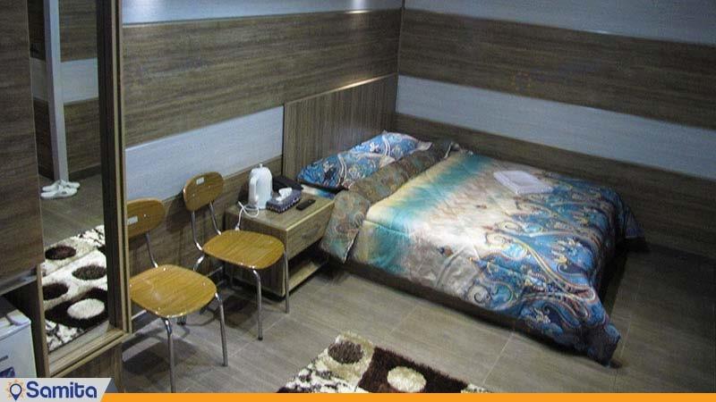 اتاق دبل هتل رویال شاهرود