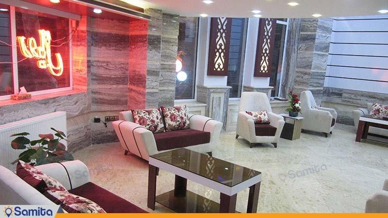 لابی هتل رویال شاهرود