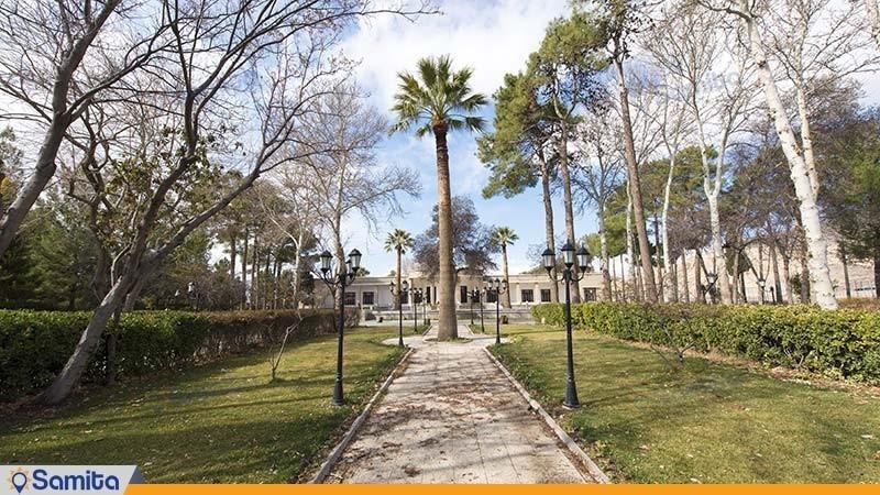 باغ هتل آپادانا پرسپولیس