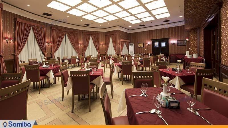 رستوران هتل آپادانا پرسپولیس