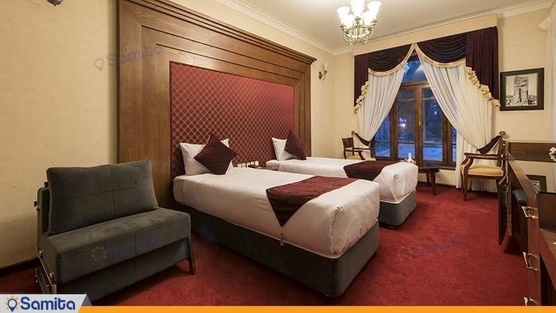 اتاق دو تخته ویژه هتل آپادانا پرسپولیس