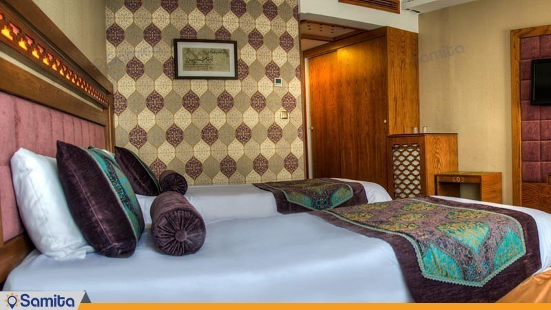 اتاق دو تخته هتل آریو برزن