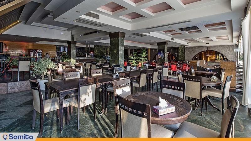 رستوران داوینچی هتل بزرگ چمران