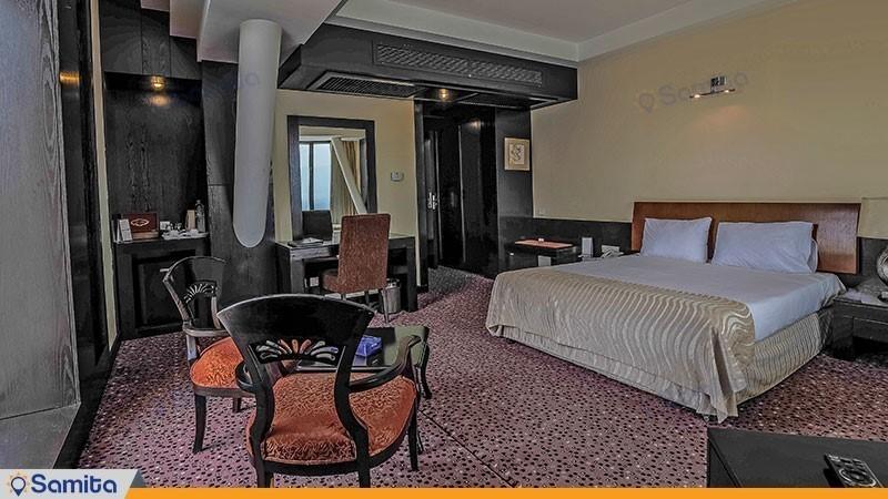 اتاق دبل هتل بزرگ چمران