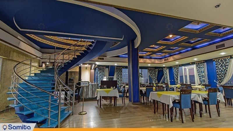 رستوران هتل بزرگ چمران