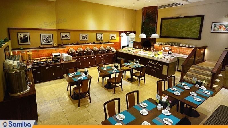 رستوران مارلین هتل الیزه