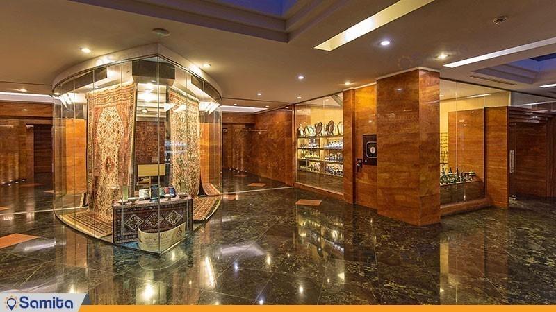 غرفه های تجاری هتل بزرگ شیراز