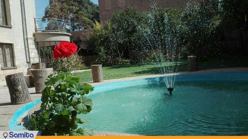 باغ اقامتگاه بوم گردی خانه باغ ایرانی