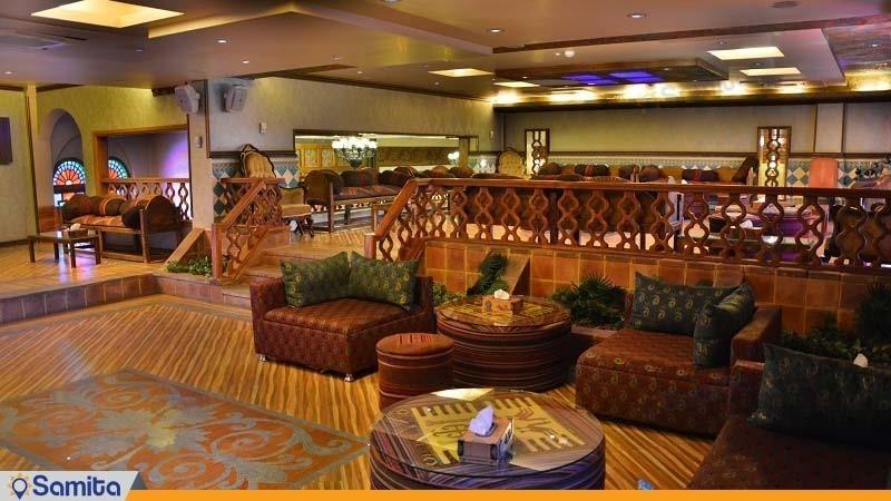 چایخانه سنتی هتل کریم خان زند