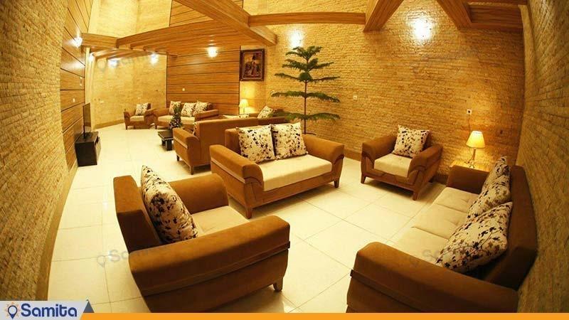 لابی هتل نصیر الملک