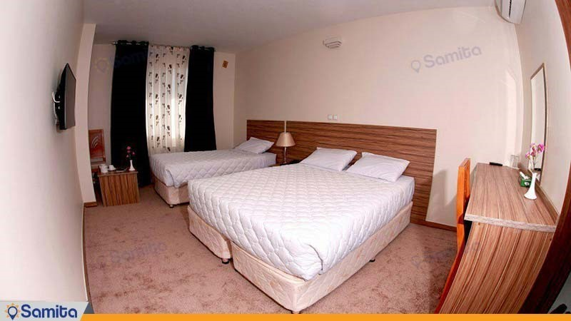 اتاق سه نفره هتل نصیر الملک