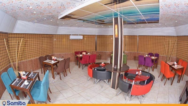 کافی شاپ هتل پارک سعدی
