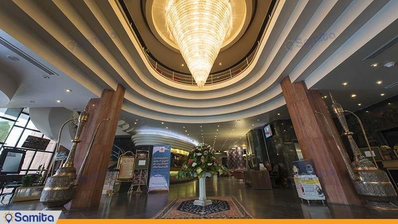 لابی هتل بین المللی پارس شیراز