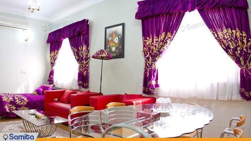سوئیت هتل پاسه شیراز