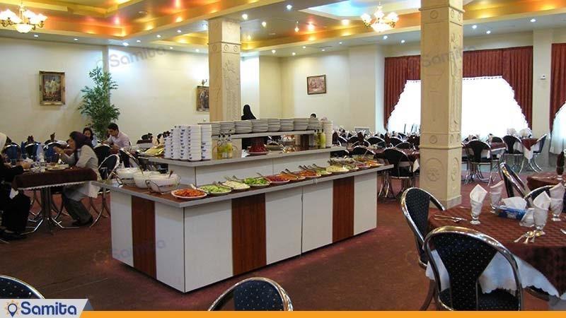 رستوران هتل پرسپولیس