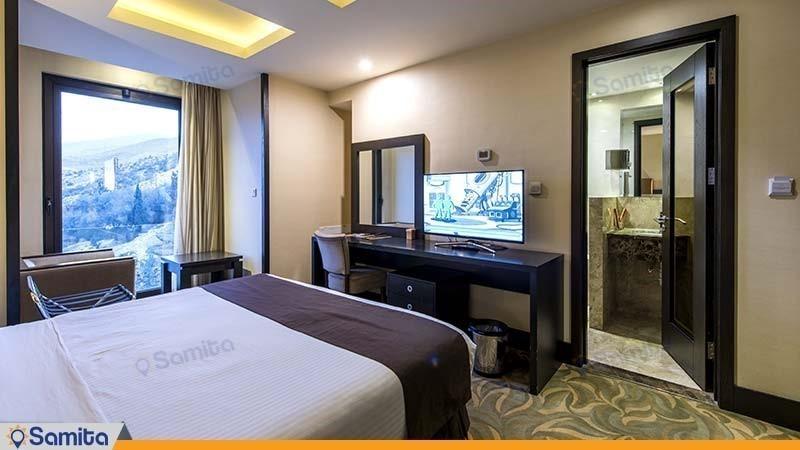 اتاق دبل هتل رویال