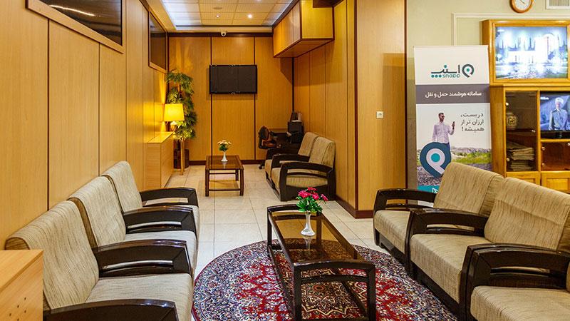 کافی شاپ هتل ساسان