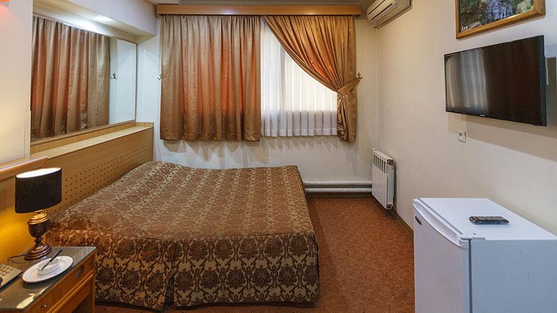اتاق دو تخته دبل هتل ساسان