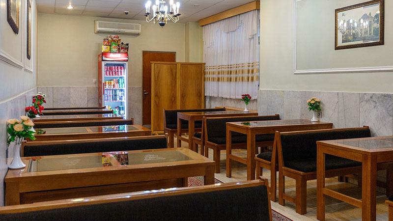 رستوران هتل ساسان