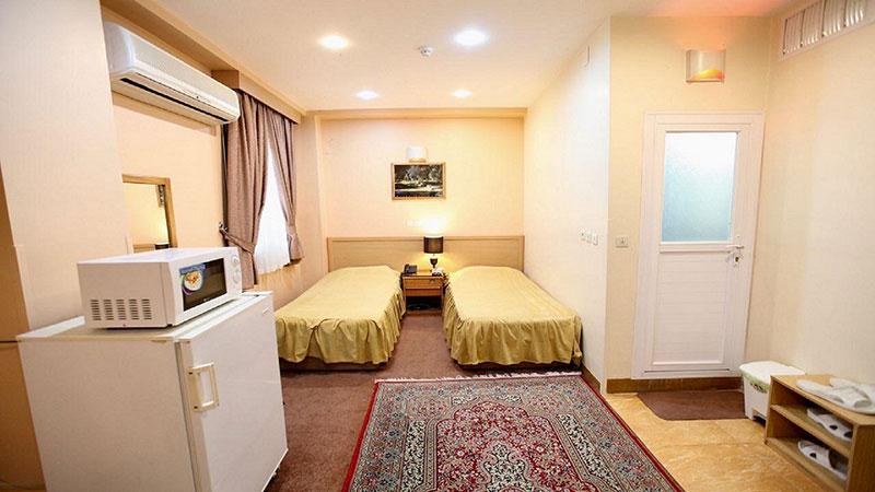 سوئیت چهار نفره هتل ساسان