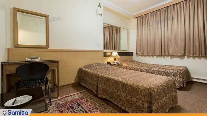 اتاق دو تخته هتل ساسان
