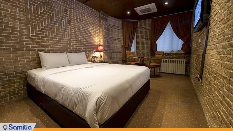 اتاق دبل هتل ستارگان شیراز