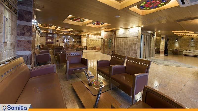 لابی هتل ستارگان شیراز