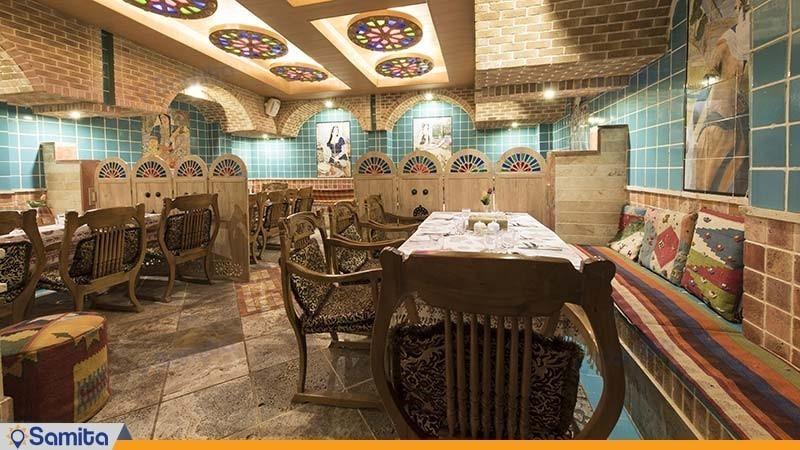 رستوران سنتی هتل ستارگان شیراز