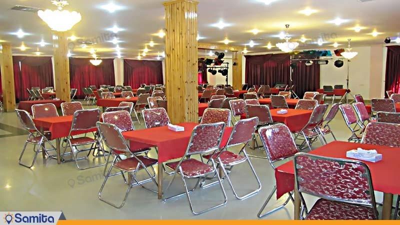 سالن بازی کودکان مجتمع جهانگردی شیراز