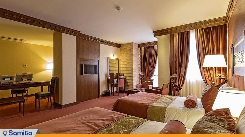 سوئیت بیزنس هتل زندیه
