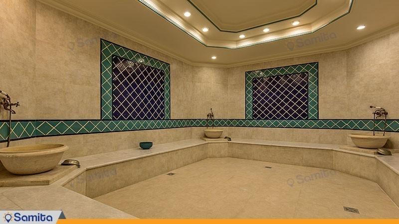 حمام ترکی هتل زندیه
