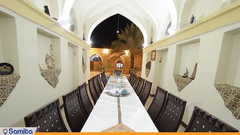 رستوران هتل سنتی خانه سرابی
