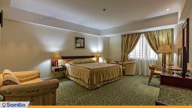 اتاق دو تخته دبل هتل پارس ائل گلی