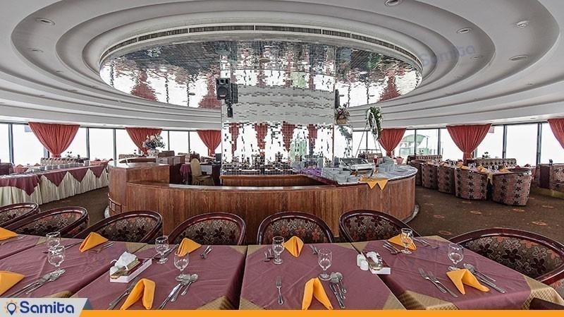 رستوران گردان هتل پارس ائل گلی