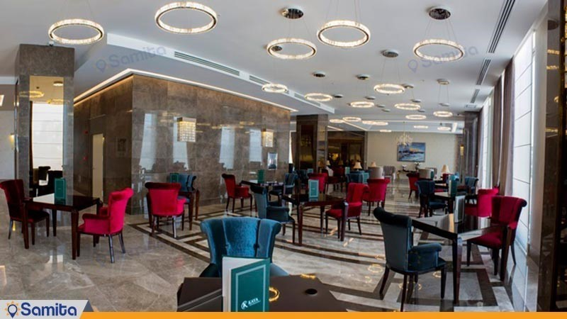 کافی شاپ هتل کایا لاله پارک