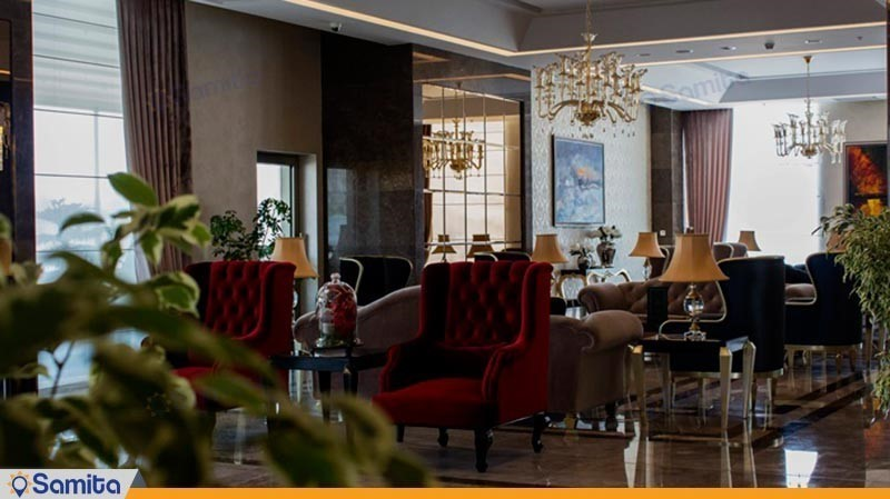 لابی هتل کایا لاله پارک