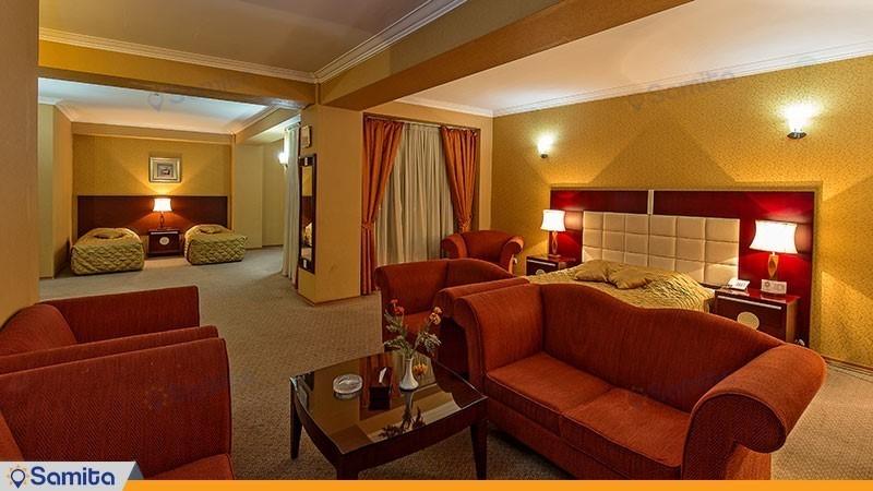 سوئیت بزرگ هتل بین المللی شهریار