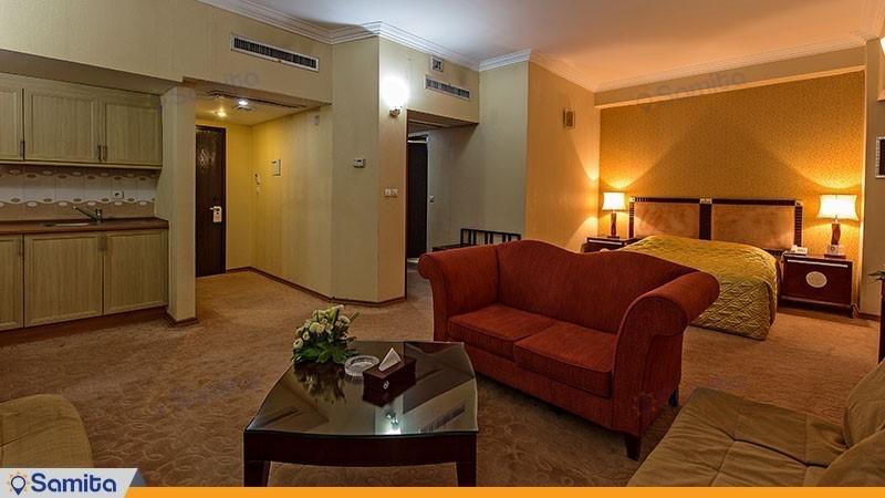سوئیت نرمال هتل بین المللی شهریار
