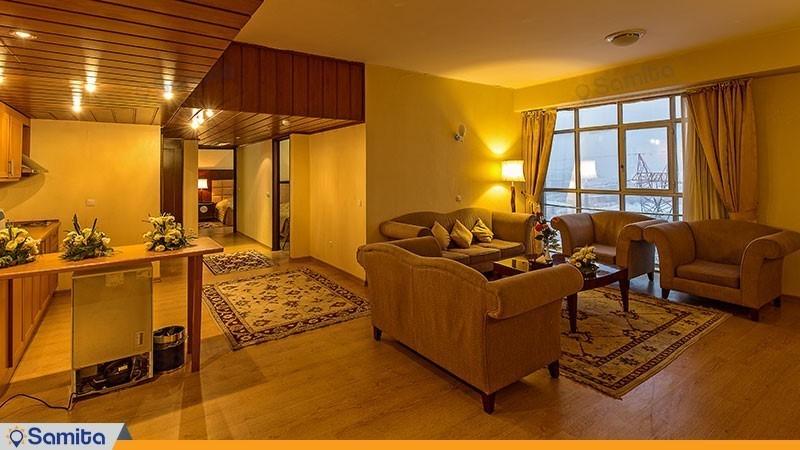 سوئیت پریزیدنت هتل بین المللی شهریار