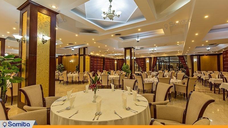 سالن پذیرایی هتل بین المللی شهریار