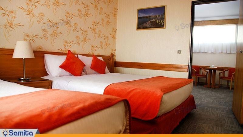 اتاق سه تخته هتل البرز