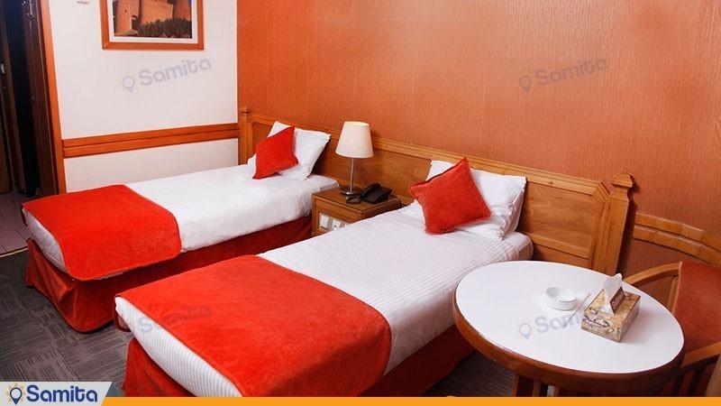 اتاق دو تخته هتل البرز