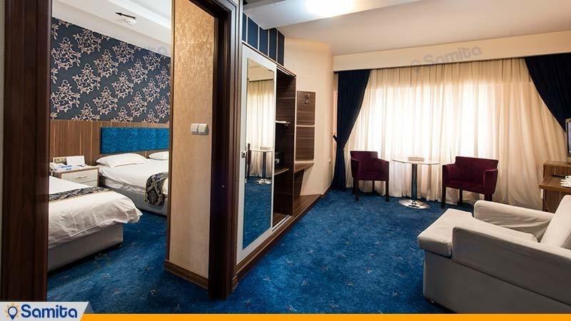 سوئیت جونیور هتل بین المللی بوتیک آرامیس