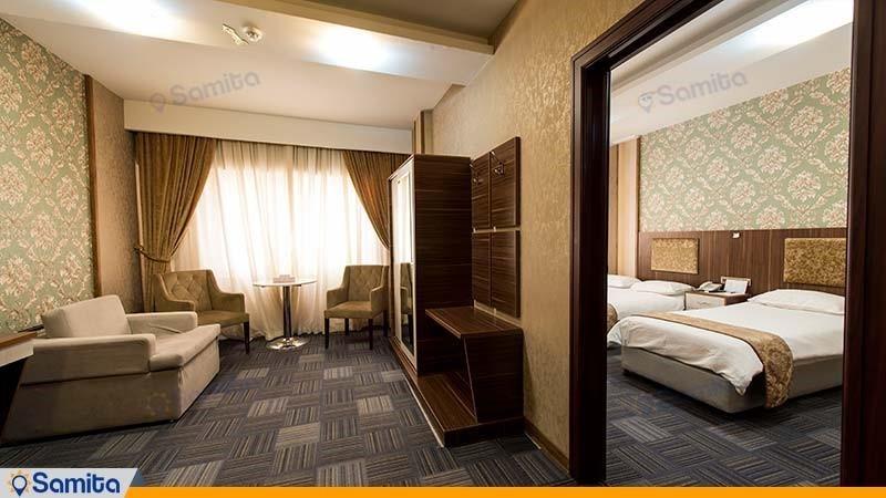 سوئیت نرمال هتل بین المللی بوتیک آرامیس
